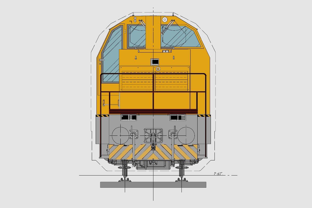 Locomotori IPE 2001