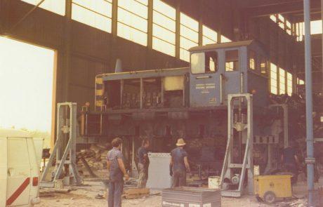 IPE Locomotori 2000 - 1974